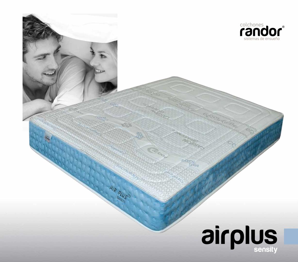colchones randor flexibles airplus
