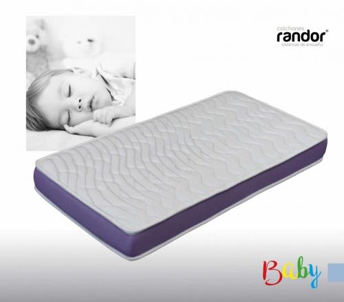 colchones randor flexibles baby
