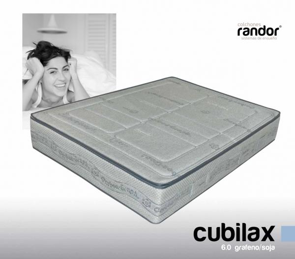 colchones randor flexibles cubilax